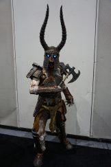 A Draugr from The Elder Scrolls V: Skyrim.