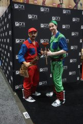 Say what you want about the movie, but Mario and Luigi looked snazzy in the Super Mario Bros. Movie.