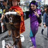 McCree and Sombra from Overwatch.