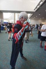 Nero from Devil May Cry 4.