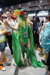A lovely Rydia from Final Fantasy IV.