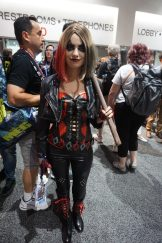 Harley Quinn from Telltale Games' Batman: The Enemy Within.