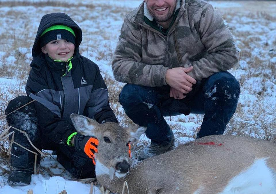 Youth Column: My First Deer Hunt