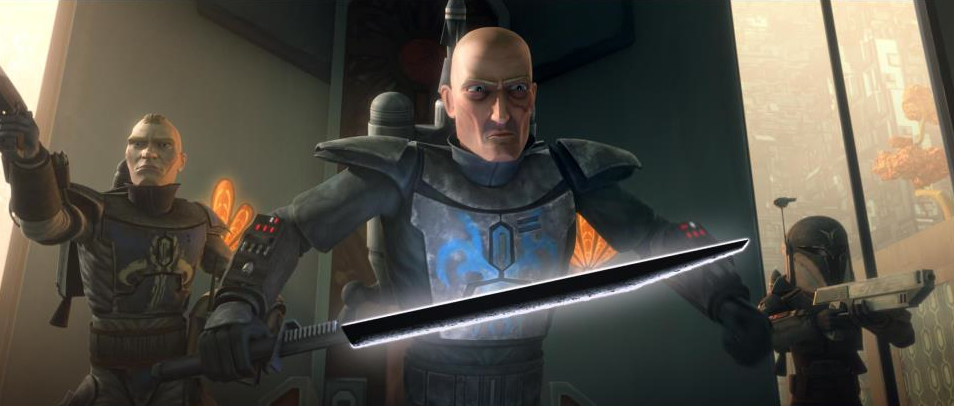 Image result for Favreau Star Wars characters Mandalorian
