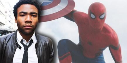 Donald Glover Spider-Man