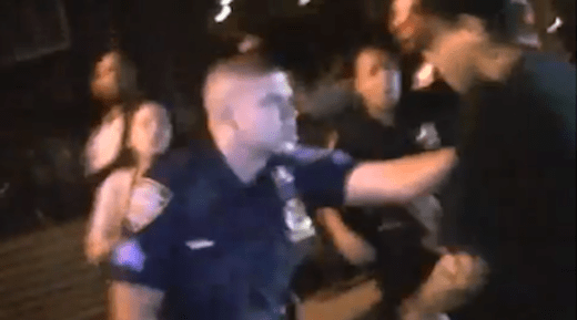 _Video: Violent NYPD Response To Crowds Outside LES Nightclub