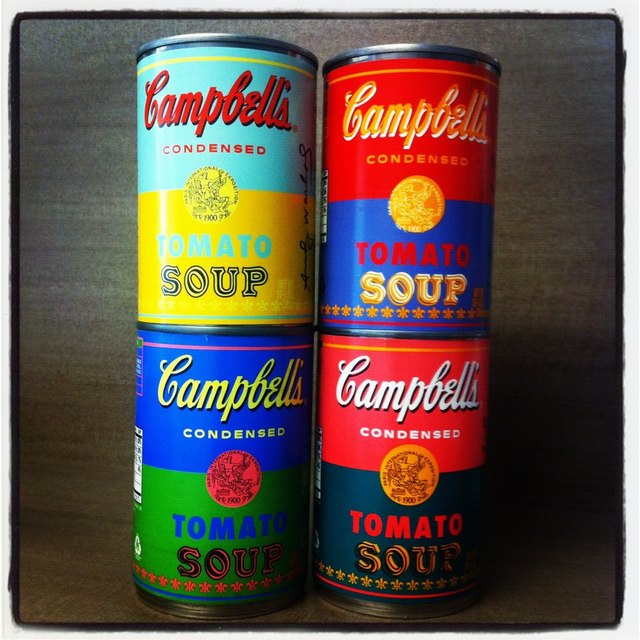 warhol-soup-cans