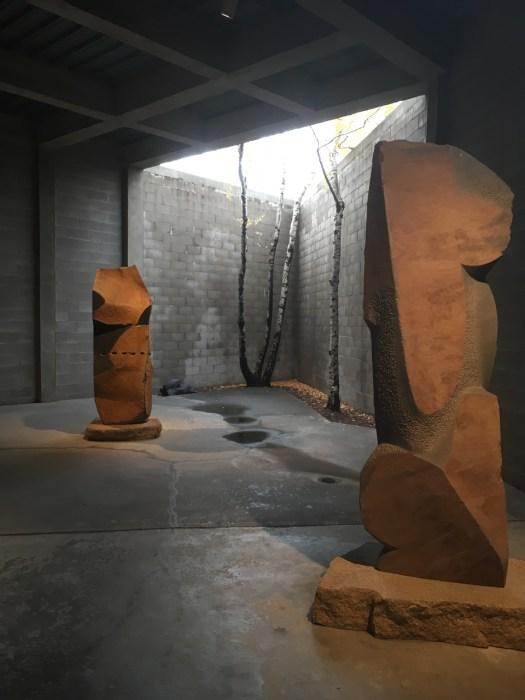 Nature Inside at Isamu Noguchi Museum