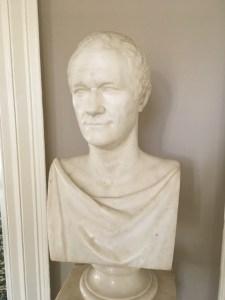 Hamilton's Marble Bust, Hamilton Grange