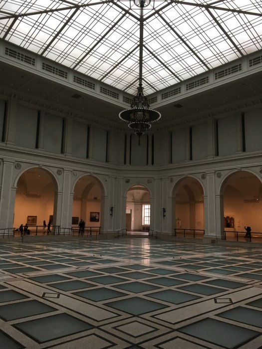 Brooklyn Museum, Interior Court