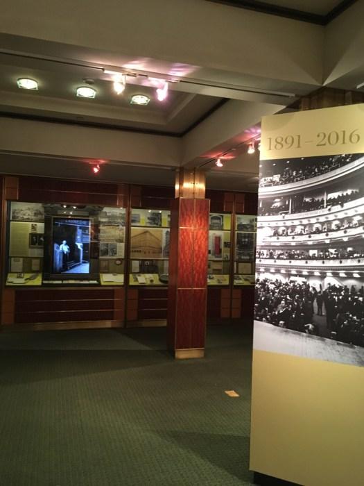 Rose Museum, Carnegie Hall