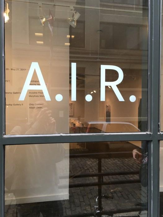 A.I.R. Gallery, DUMBO, Brooklyn