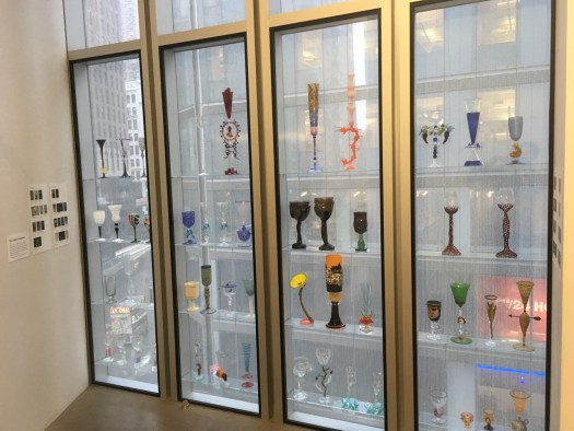 Glassware, Museum of Arts and Design