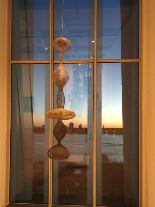 Asawa Sculpture Whitney Museum