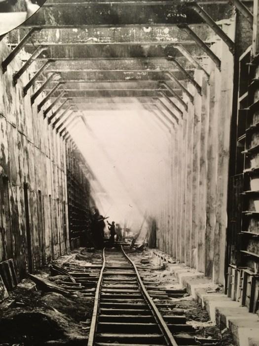 Historic Photo, NYC Transit Museum