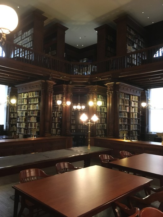 Othmer Library, Brooklyn Historical Society