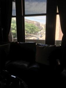 View of the Met