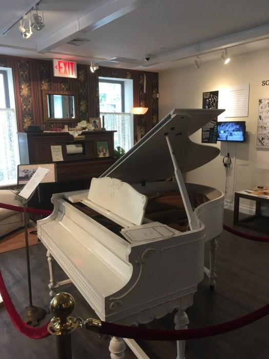 Duke Ellington's Piano, Jazz Museum Harlem