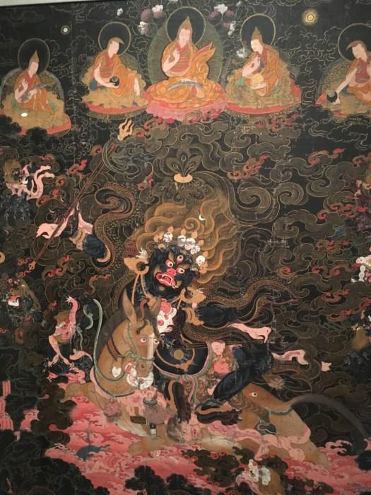 Shri Devi at Rubin Museum, New York