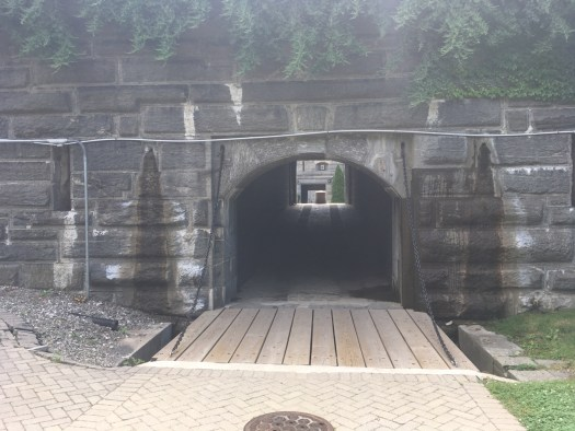 Fort Schuyler, Bronx, New York