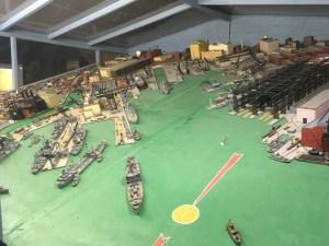 Brooklyn Navy Yard Model, Maritime Industry Museum