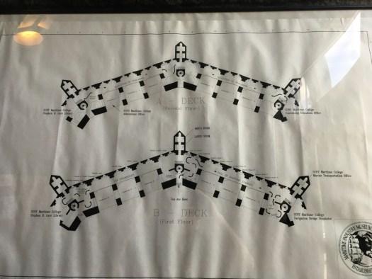 Maritime Industry Museum Floor Plan