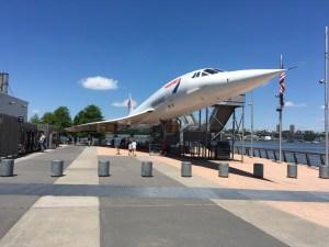 Concorde, Intrepid Museum, New York