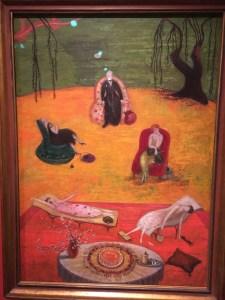 """Florine Stettheimer, """"Heat,"""" 1919"""
