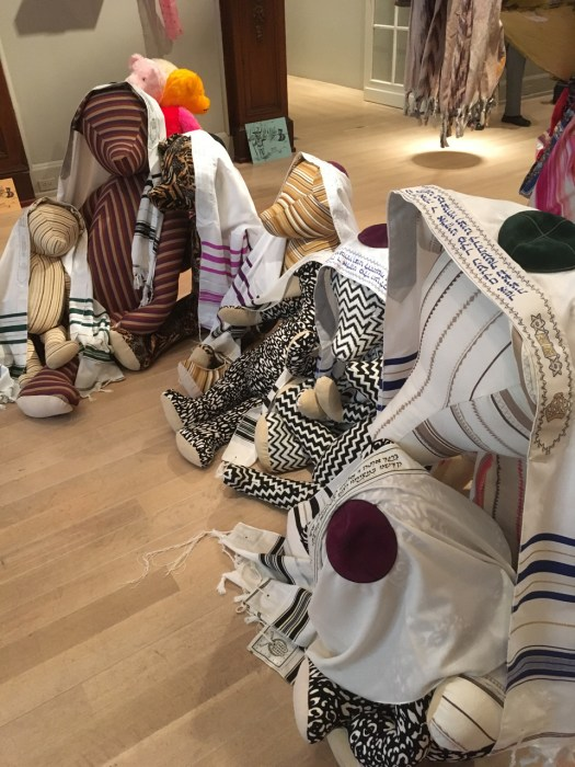 Bear Mitzvah, Jewish Museum, New York