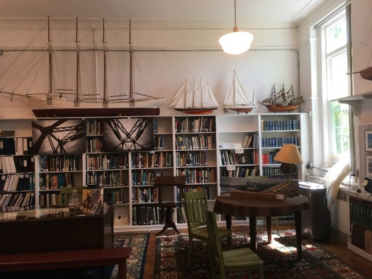 City Island Museum Library