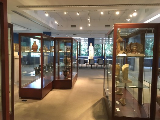 Fordham Museum of Greek, Etruscan, and Roman Art, Bronx New York