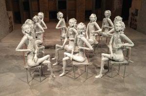 "Sam Anderson, ""The Park,"" SculptureCenter"
