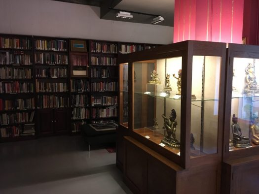 Library, Tibet House, New York