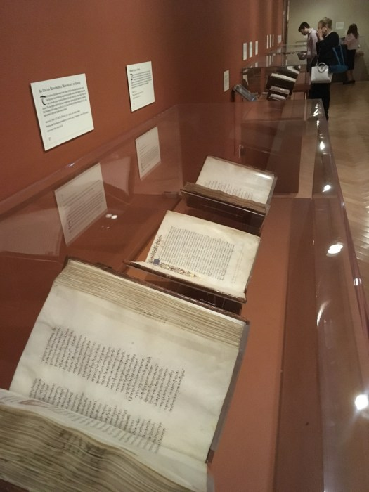 Rare books from oxford, Yeshiva University Museum