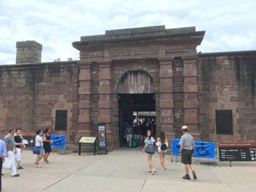 Castle Clinton National Monument, Manhattan