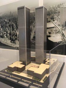 WTC at the Skyscraper Museum