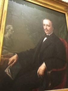 Alexander Hamilton II Portrait, New York Public Library