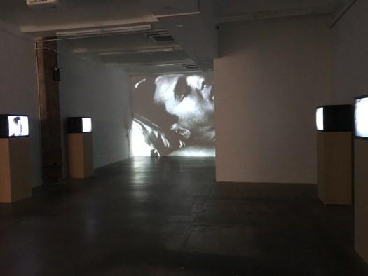 "Warhol's ""Sleep,"" Swiss Institute New York"