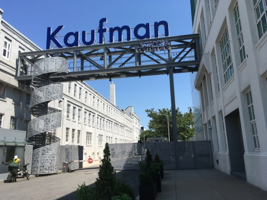 Kaufman Astoria Studios, Queens