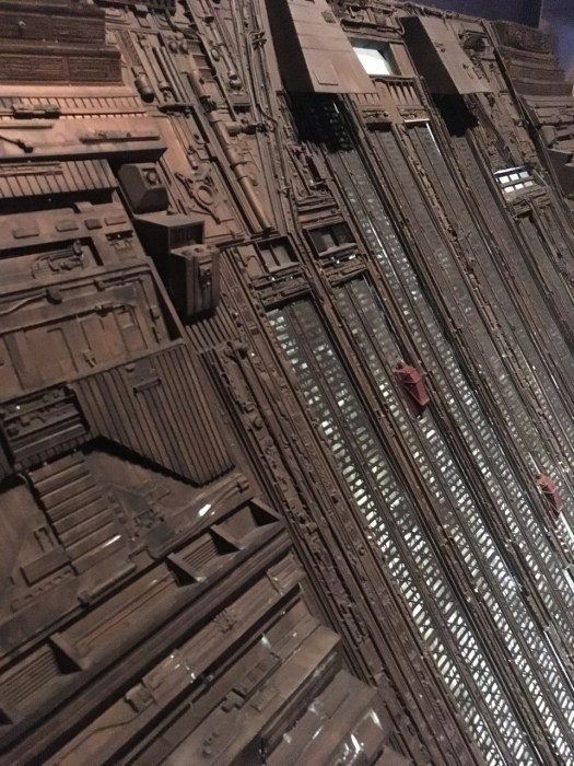 Blade Runner Model, Museum of the Moving Image, Queens
