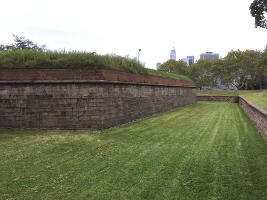 Fort Jay, Governors Island