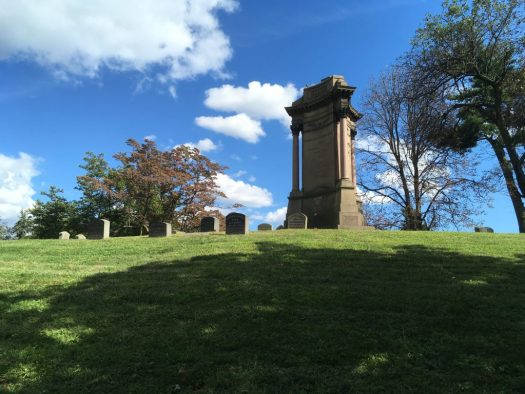 Morse Monument, Green-Wood Cemetery