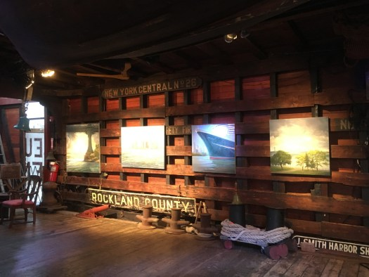Waterfront Museum Interior