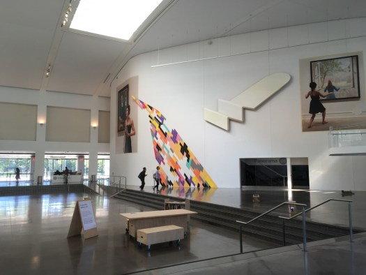 Atrium, Queens Museum, Flushing