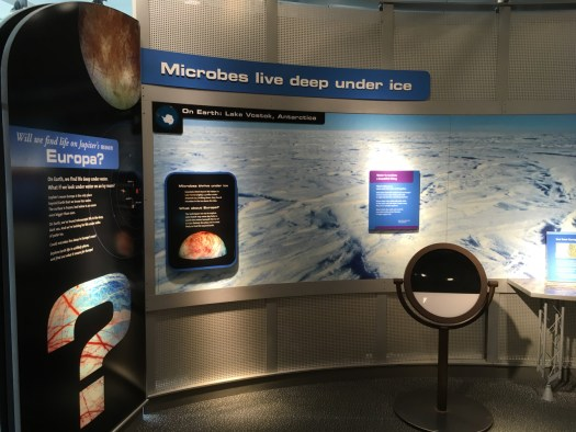 Extremophiles at New York Hall of Science