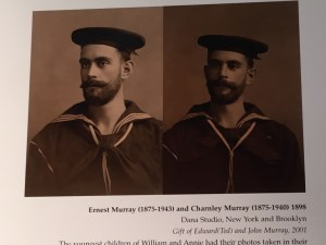 Charnley and Ernest Murray, Kingsland Homestead