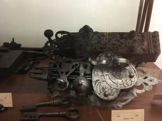 Mossman Lock Collection, General Society of Mechanics and Tradesmen
