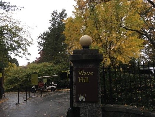Wave Hill, Riverdale, the Bronx