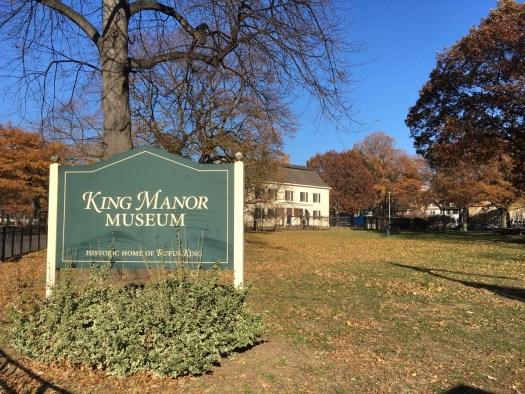 King Manor Museum