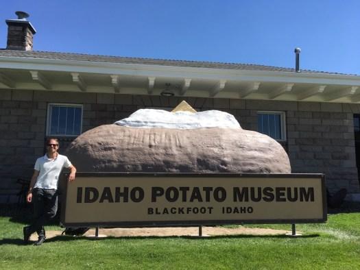 Idaho Potato Museum, Blackfoot, Idaho